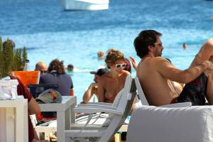 Young beauty caught topless in Ornos beach, Mykonos37d2f84zwn.jpg